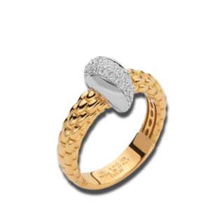 Fope Ring Solo AN644-PAVE_GG