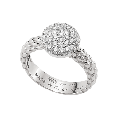 Fope Ring Solo AN648-PAVE_WG