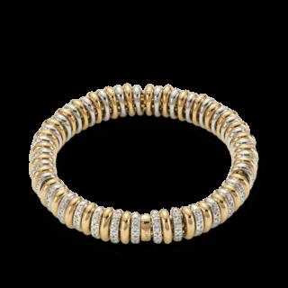 Fope Armband Flex'it Vendôme Gelbgold 581B-BBR3L_GG