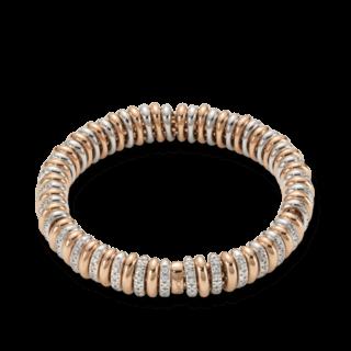 Fope Armband Flex'it Vendôme Roségold 581B-BBR3S_RG