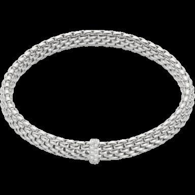 Fope Armband Flex'it Vendôme Weißgold 560B-BBRM_WG