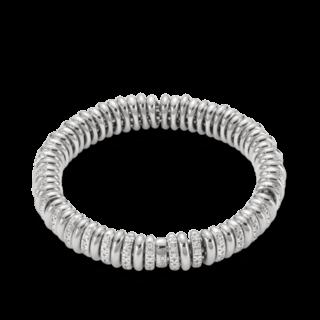 Fope Armband Flex'it Vendôme Weißgold 581B-BBR3M_WG