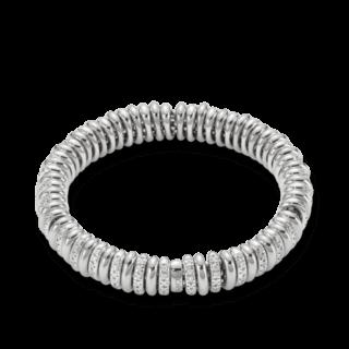 Fope Armband Flex'it Vendôme Weißgold 581B-BBR3S_WG