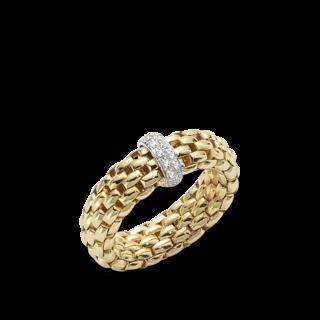 Fope Ring Vendôme Gelbgold AN559-BBRS_GG
