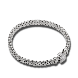 Fope Armband Vendome Flex'it 561B-PAVEXS_WG