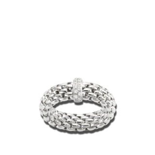 Fope Ring Vendôme Weißgold AN559-BBRM_WG