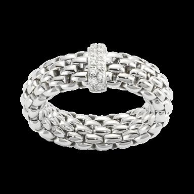 Fope Ring Vendôme Weißgold AN559-BBRS_WG