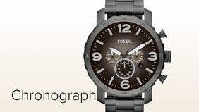 Fossil Chronographen