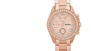 Fossil Ladies Decker