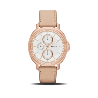 Fossil Damenuhr Chelsey 39mm ES3358