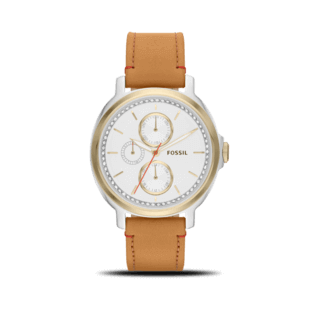 Fossil Damenuhr Chelsey 39mm ES3523