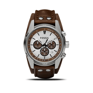 Fossil Herrenuhr Coachman 45mm CH2565