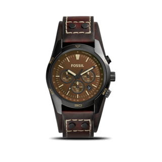 Fossil Herrenuhr Coachman 45mm CH2990