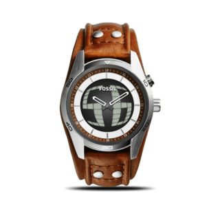 Fossil Herrenuhr Coachman JR1471