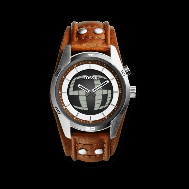 Herrenuhr Fossil Coachman mit Kalbsleder-Armband