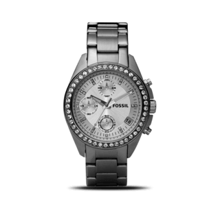 Fossil Damenuhr Ladies Decker 38mm ES2681