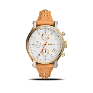 Fossil Damenuhr Original Boyfriend 38mm ES3615