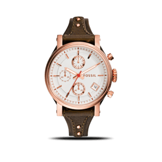 Fossil Damenuhr Original Boyfriend 38mm ES3616