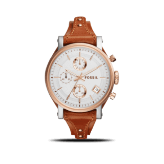 Fossil Damenuhr Original Boyfriend 38mm ES3837