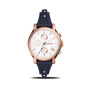 Fossil Damenuhr Original Boyfriend 38mm ES3838