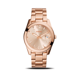 Fossil Damenuhr Perfect Boyfriend 39mm ES3587