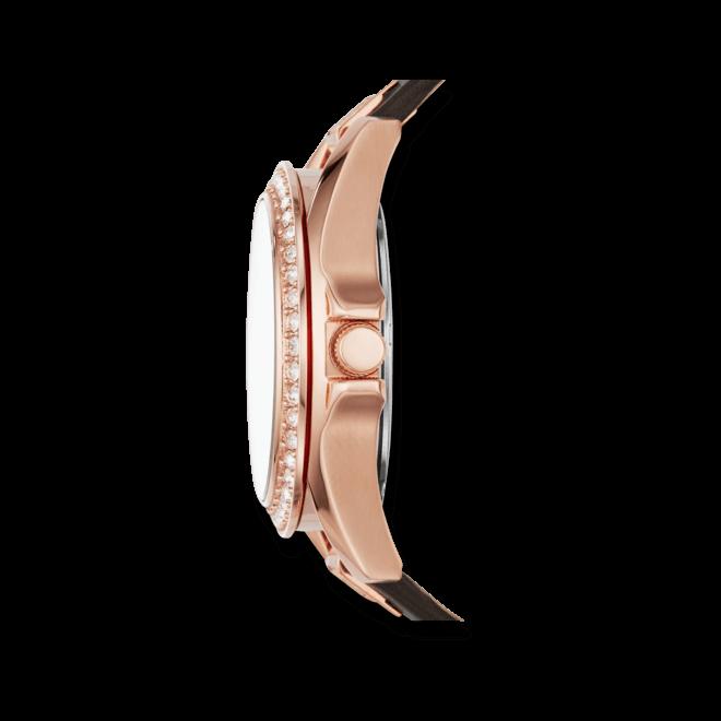 Damenuhr Fossil Riley 38mm mit Kalbsleder-Armband