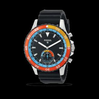Fossil Smartwatch Hybrid Smartwatch Q Crewmaster FTW1124