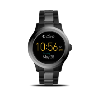Fossil Smartwatch Q Founder FTW2117