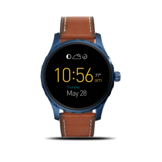 Fossil Smartwatch Q Marshal FTW2106