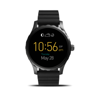 Fossil Smartwatch Q Marshal FTW2107