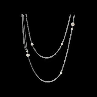 Fossil Halskette Sterling Pearls JFS00353040
