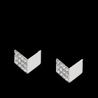Fossil Ohrstecker Vintage Glitz JF02422040