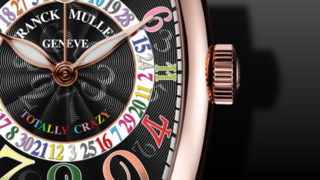 Franck Muller Cintrée Curvex Totally Crazy Hours