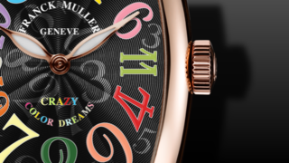 Franck Muller Crazy Hours 32mm