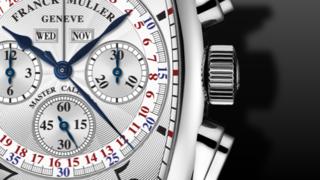 Franck Muller Curvex Chrono Master Calendar 34mm