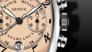 Franck Muller Curvex Chronograph 39mm