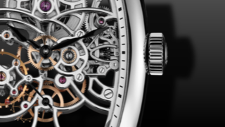 Franck Muller Curvex Skeleton 39mm