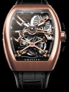 Franck Muller Gravity V 45 T GR CS SQT BR (NR)