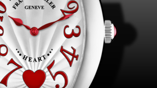 Franck Muller Heart Quarz 35mm