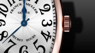 Franck Muller Secret Hours 39mm