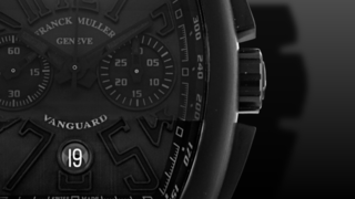 Franck Muller Vanguard Chronograph 45mm