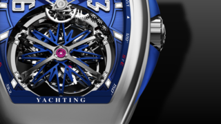 Franck Muller Vanguard Gravity Yachting