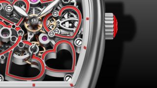 Franck Muller Vanguard Heart Handaufzug 32mm