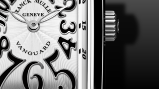 Franck Muller Vanguard Long Island 20 mm