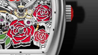 Franck Muller Vanguard Rose Handaufzug 32mm