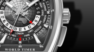 Franck Muller Vanguard World Timer
