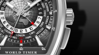 Franck Muller Vanguard World Timer