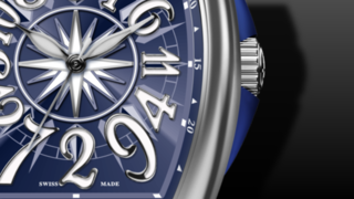 Franck Muller Vanguard Yachting Crazy Hours 32mm