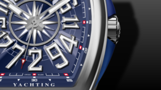 Franck Muller Vanguard Yachting Crazy Hours 44mm
