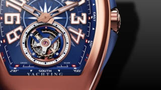 Franck Muller Vanguard Yachting Handaufzug 44mm